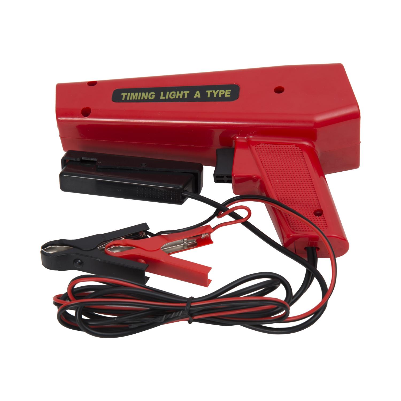 Image of EUR22,99 [Ofertas de Navidad]Pistola Estroboscopica 12V Motor Gasolina Lampara Xenon Punto de Encendido Rojo Black Friday C20-010 8435428711658